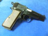 BROWNING BELGIUM MADE 9MM CAPITAN HI POWER WITH TAGENT SIGHTS 100% NEW IN FACTORY CASE! - 3 of 6