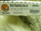 HENRY REPEATING ARMSLEVER ACTION 22 OCTAGON BARREL, DELUXE WOOD, 100% NEW IN BOX! - 10 of 10