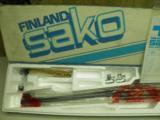 SAKO SAFARI GRADE RIFLE CAL. 375 H/H MAGNUM 100% NEW IN FACTORY BOX! - 2 of 16