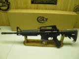 COLT M4 AR 15 -22LR CARBINE 100% NEW IN FACTORY BOX! - 5 of 10