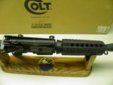 COLT M4 AR 15 -22LR CARBINE 100% NEW IN FACTORY BOX! - 3 of 10