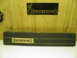 BROWNING BUCKMARK TARGET RIFLE CAL: 22LR 100% NEW IN FACTORY BOX!