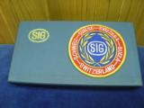 SIG ARMS P-210 SMALL BORE SYSTEM CONVERSION 100% NEW IN FACTORY BOX!!