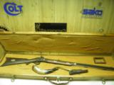 "JONATHAN BROWNING MOUNTAIN RIFLE 50 CAL."" CENTENNIAL"" NEW IN WOOD CASE!"