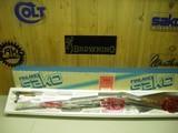 SAKO VIXEN BENCHREST/ VARMINTER CAL: 6PPC NEW AND UNFIRED IN FACTORY BOX!