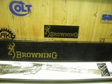 "BROWNING 1886 RIFLE CAL: 45/70 26"" OCTAGON BARREL, NEW AND UNFIRED
