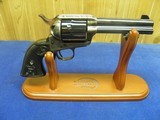 """COLT SAA 45 COLT 4 3/4"""" BARREL BEAUTIFUL HIGH GLOSS BLUE AND CASE COLORS UNFIRED IN FACTORY BOX - 4 of 10"""