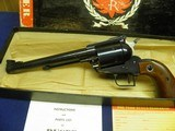 """RUGER SUPER BLACKHAWK 44 MAG OLD MODEL 3 SCREW 7 1/2"""" APPEARS UNFIRED IN FACTORY BOX! - 2 of 7"""