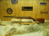 SAKO VIXEN AI CAL: 6PPC TARGET/ BENCHREST/ VARMINT, SINGLE SHOT 99%++ NICE FIGURED WOOD!! - 5 of 10