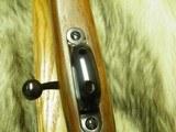 SAKO VIXEN AI CAL: 6PPC TARGET/ BENCHREST/ VARMINT, SINGLE SHOT 99%++ NICE FIGURED WOOD!! - 10 of 10