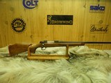 """SAKO FORESTER MODEL AII DELUXE GRADE LIGHTWEIGHT CAL: 243 """"NEW AND UNFIRED"""""""
