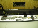 BROWNING MODEL 1885 LOW-WALL CAL: 223 100% NEW AND UNFIRED IN FACTORY BOX!