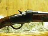 BROWNING MODEL 1885 LOW-WALL CAL: 223 100% NEW AND UNFIRED IN FACTORY BOX! - 3 of 12