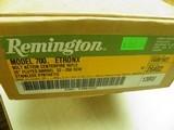 REMINGTON 700 ETRONX VS SF CAL: 22-250