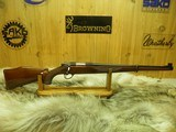 SAKO MODEL L461 VIXEN MANNLICHER CAL: 223, PRE: 72 PRODUCTION!