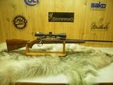 BROWNING BELGIUM SAFARI FN MAUSER CAL: 264 MAGNUM 24