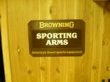 BROWNING MEMORABILIA AND COLLECTABLES