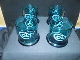 "COLT ADVERTISING COLLECTIBLES VERY RARE ""GLASSWARE"""