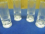 WEATHERBY SHOT GLASSES SET OF 4 COLLECTIBLE MEMORABILIA
