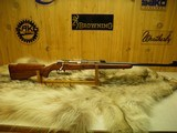 "BROWNING BELGIUM SAFARI RIFLE IN THE ""RARE"" 264 MAG. WITH 24"" BARREL, 1ST YEAR PRODUCTION!!"