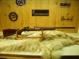SAKO MODEL 75 - IIICAL: 22 PPCREPEATER HEAVY BARREL TARGET RIFLE NEW AND UNFIRED! - 1 of 10