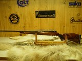 COLT SAUER SPORTING RIFLE CAL: 30/06 100% NEW AND UNFIRED IN FACTORY BOX! - 8 of 13