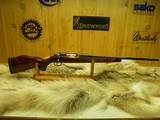 COLT SAUER SPORTING RIFLE CAL: 243 WIN. NEW AND UNFIRED IN FACTORY BOX! - 4 of 14