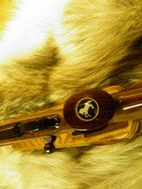COLT SAUER SPORTING RIFLE CAL: 270 BEAUTIFUL COLORED MULTI STRIPE WOOD 100% NEW IN FACTORY BOX! - 12 of 14
