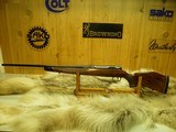 COLT SAUER SPORTING RIFLE CAL: 270 BEAUTIFUL COLORED MULTI STRIPE WOOD 100% NEW IN FACTORY BOX! - 8 of 14