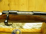 COLT SAUER SPORTING RIFLE CAL: 270 BEAUTIFUL COLORED MULTI STRIPE WOOD 100% NEW IN FACTORY BOX! - 5 of 14