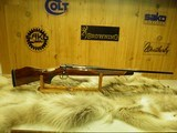 COLT SAUER SPORTING RIFLE CAL: 270 BEAUTIFUL COLORED MULTI STRIPE WOOD 100% NEW IN FACTORY BOX! - 4 of 14