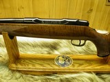 COLT SAUER SPORTING RIFLE IN THE SCARCE CALIBER 25/06 BEAUTIFUL FIDDLE BACK WOOD, 100% NEW IN FACTORY BOX! - 11 of 17