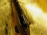 COLT SAUER SPORTING RIFLE IN THE SCARCE CALIBER 25/06 BEAUTIFUL FIDDLE BACK WOOD, 100% NEW IN FACTORY BOX! - 14 of 17