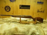 COLT SAUER SPORTING RIFLE IN THE SCARCE CALIBER 25/06 BEAUTIFUL FIDDLE BACK WOOD, 100% NEW IN FACTORY BOX! - 10 of 17