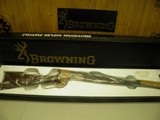"""BROWNING 1886 HIGH GRADE MONTANA CAL. 45/70 WITH A 26"""" OCTAGON BARREL, 100% NEW AND UNFIRED IN FACTORY BOX!!!"""