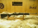 RUGER MINI-14 RANCH RIFLE STAINLESS CAL: 223 100% NEW AND UNFIRED IN FACTORY BOX!! - 2 of 8