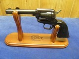 COLT SA FRONTIER SCOUT CAL: 22LR MINT AND UNFIRED!