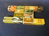 22 RIMFIREAMMO COLLECTION 12 BOXES - 1 of 2