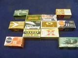 22 RIMFIREAMMO COLLECTION 12 BOXES - 2 of 2