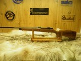 SAKO MODEL AV FINNBEAR DELUXE GRADE CAL: 30/06 WITH BEAUTIFUL FIGURE WOOD!! - 5 of 10