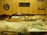 COLT SAUER SPORTING RIFLE CAL: 300 WEATHERBY MAG. BEAUTIFUL FIGURE WOOD!!!