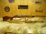 COLT SAUER SPORTING RIFLE CAL: 7MM REMINGTON MAGNUM OUTSTANDING WOOD FIGURE!!