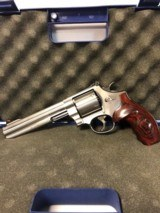 Smith & Wesson Model 657 Classic Hunter II, 41 Magnum , Lew Horton Special Edition