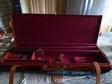 Leather 2 Barrel sxs Case 20ga