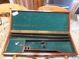 Beretta Oak & Leather Case for SO Series Guns