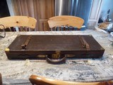 Beretta Oak & Leather Case for SO Series Guns - 3 of 8
