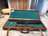 Beretta Oak & Leather Case for SO Series Guns - 2 of 8