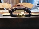 Beretta Oak & Leather Case for SO Series Guns - 7 of 8