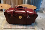 Galco Deluxe Sport Utility Leather Bag