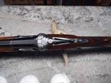 Beretta S03 Sidelock Game Gun 12ga - 6 of 12